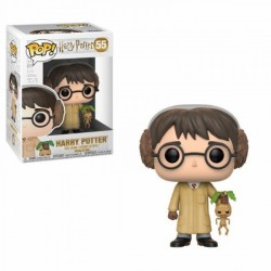 FIGURA POP HARRY POTTER: HARRY HERBOLOGY