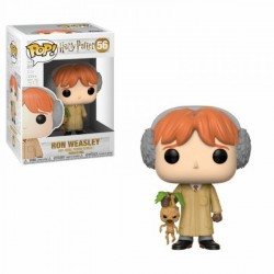 FIGURA POP HARRY POTTER: RON HERBOLOGY