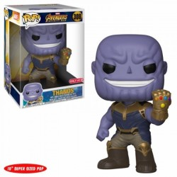 FIGURA POP MARVEL INFINITY: THANOS *BIG*
