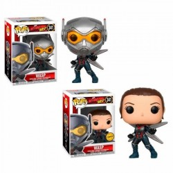 CAJA POP ANT MAN: WASP (5+1) CHASE