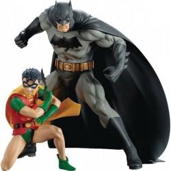 FIGURA ARTFX DC BATMAN & ROBIN 16 / 10 CM