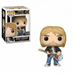 FIGURA POP MUSIC: KURT COBAIN LIVE & LOUD