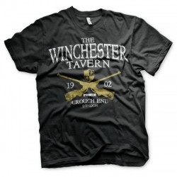 CAMISETA SHAUN OF THE DEAD - THE WINCHESTER L