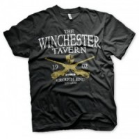 CAMISETA SHAUN OF THE DEAD - THE WINCHESTER M