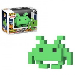 FIGURA POP 8- BIT: SPACE INVADERS MD INVADER