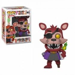 FIGURA POP FNAF 6 PIZZA: ROCKSTAR FOXY