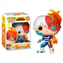 FIGURA POP MY HERO ACADEMIA: TODOROKI
