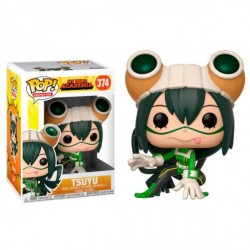 FIGURA POP MY HERO ACADEMIA: TSUYU