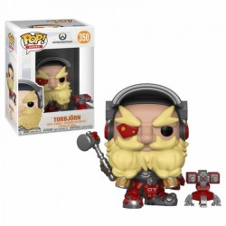 FIGURA POP OVERWATCH: TORBJORN