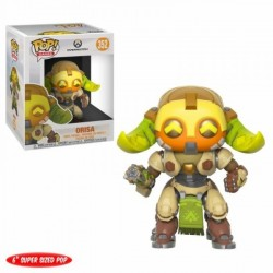 FIGURA POP OVERWATCH: ORISA