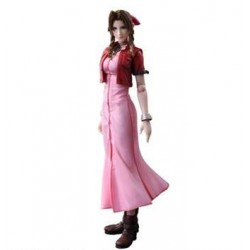 FIGURA PLAY ART FINAL FANTASY VII AERITH CM