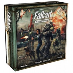 FALLOUT WASTELAND WARFARE STARTER SET (INGLES)