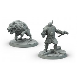 FALLOUT WASTELAND WARFARE: SUPER MUTANTS HAMMER (INGLES)