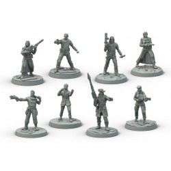 FALLOUT WASTELAND WARFARE: SURVIVORS CORE SET (INGLES)
