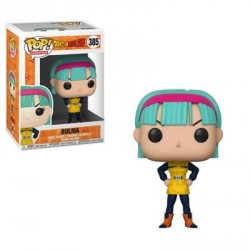 FIGURA POP DRAGON BALL: BULMA S4