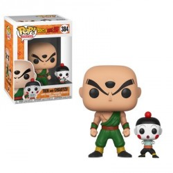 FIGURA POP DRAGON BALL: TENSHINHAN & TIEN
