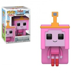 FIGURA POP ADVENTURE TIME - MINECRAFT: PRINCESS BUBBLEGUME