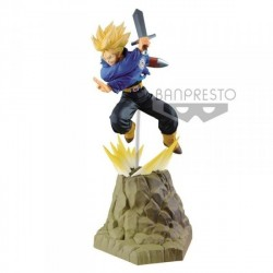 FIGURA BANPRESTO DRAGON BALL PERFECT TRUNKS 15 CM