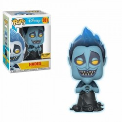 FIGURA POP HERCULES: HADES GLOW IN THE DARK