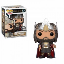FIGURA POP LOTR: KING ARAGORN