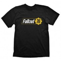 CAMISETA FALLOUT 76 BLACK XL