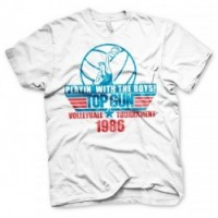 CAMISETA TOP GUN VOLLEYBALL M