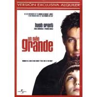UN NIÑO GRANDE DVD