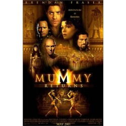 THE MUMMY RETURN- EL REGRESO DE LA MOMIA