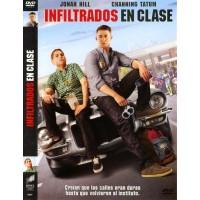 INFILTRADOS EN CLASE DVD