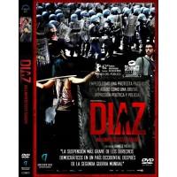 Diaz: No limpiéis esta sangre DVD
