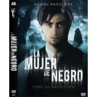 LA MUJER DE NEGRO DVD