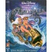 ATLANTIS EL REGRESO DE MILO DVD