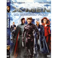X-MEN 3 LA DECISION FINAL DVD