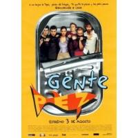 GENTE PEZ DVD