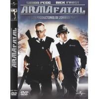 ARMA FATAL Dvd Comedia