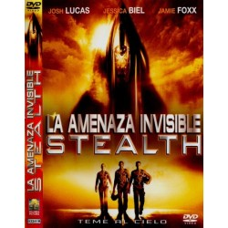 LA AMENAZA INVISIBLE STEALTH