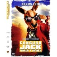 CANGURO JACK TRINCA Y BRINCA DVD