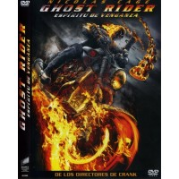 GHOST RIDER 2 ESPIRITU DE VENGANZA DVD