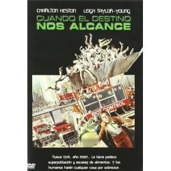 CUANDO EL DESTINO NOS ALCANCE dvd