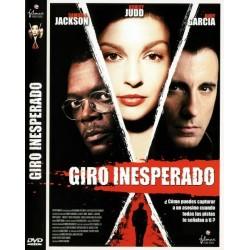 GIRO INESPERADO DVD