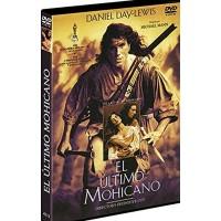 EL ULTIMO MOHICANO DVD