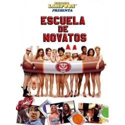ESCUELA DE NOVATOS DVD