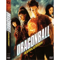 DRAGONBALL EVOLUTION DVD