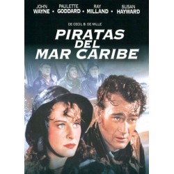 PIRATAS DEL MAR CARIBE DVD