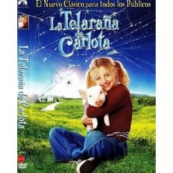 LA TELARAÑA DE CARLOTA Charlotte's Web DVD
