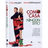 COMO EN CASA EN NINGUN SITIO DVD