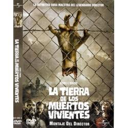 LA TIERRA DE LOS MUERTOS VIVIENTES DVD