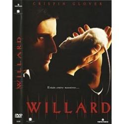 WILLARD Dvd Suspense