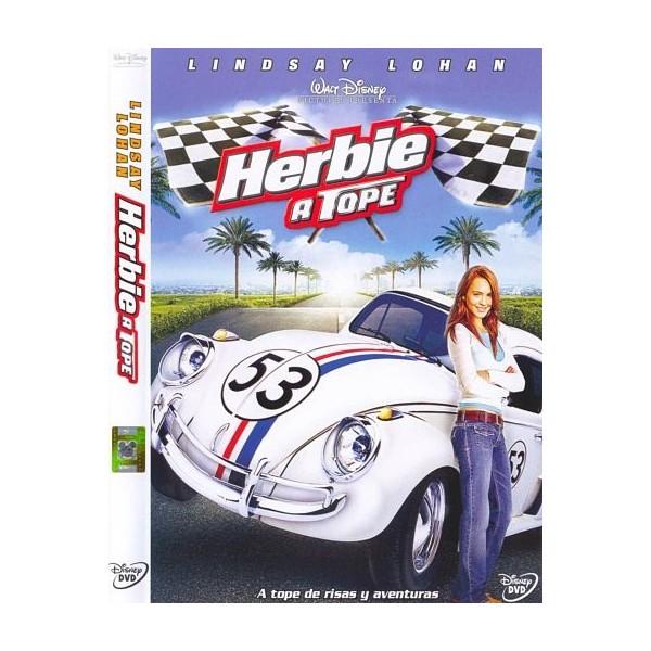 Herbie A Tope Dvd