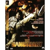 THE SANCTUARY Dvd kung fu, monjes